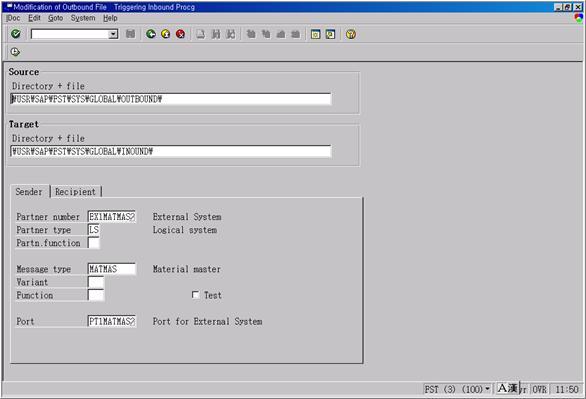 SAP ALE IDOC EDI-Kor_10 2 2 File Transfer Protocol(FTP